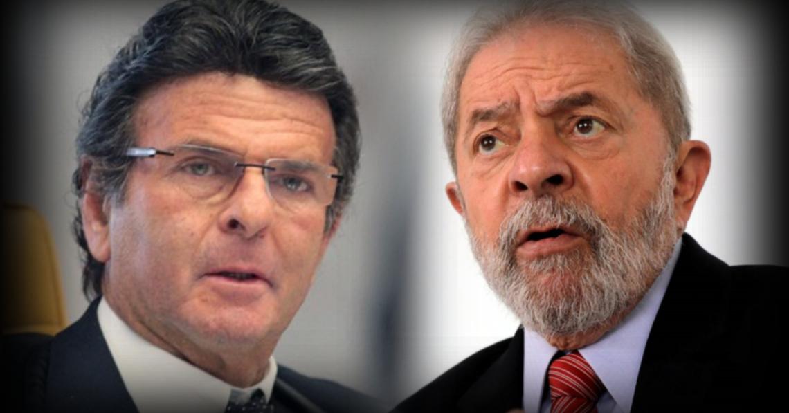 Lula se Fux - Blog do Tupan - Bem Paraná