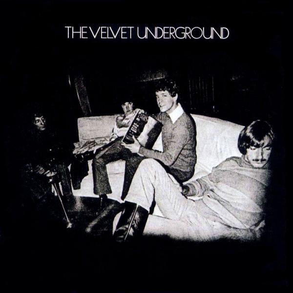 Capa de The Velvet Underground, do Velvet Underground.